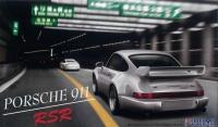 Porsche 911 RSR - 1:24