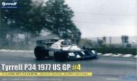 Tyrrell P34 1977 US GP #4 - 1:20