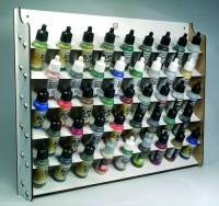 Vallejo Paint Stand - Wall Mount - 17ml bottles