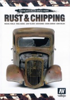 Rust & Chipping - Painting with Vallejo Acrylic Colors