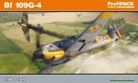 Messerschmitt Bf 109 G-4 - Profipack - 1:48