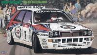Lancia Super Delta 1992 WRC Gesamtsieger - 1:24