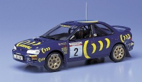 Subaru Impreza WRX 1993 RAC Rally Limited Edition