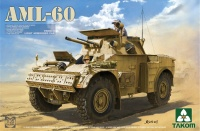 AML-60 - French Light Armoured Car - 1:35