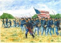 Union Infanterie - Amerikanischer Bürgerkrieg