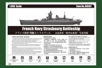 Strasbourg - Französisches Schlachtschiff