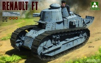 Renault FT - 3in1 - 1:16