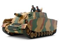 Brummbär - late Production - German Assault Tank IV - 1/35