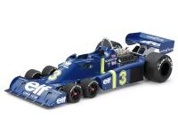 Tyrrell P34 Six Wheeler (mit Fotoätzteilen)