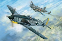 Focke Wulf Fw 190 A-5 - German Fighter - 1/18