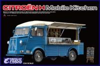 Citroen H Mobile Kitchen