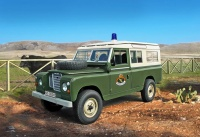 Land Rover Serie III 109 - Guardia Civil - Zivilschutz