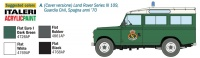 Land Rover Serie III 109 - Guardia Civil - Zivilschutz - 1:35