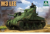 M3 Lee - US Medium Tank - Frühe Version