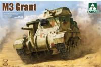 M3 Grant - British Medium Tank - 1:35