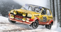 Renault R5 Alpine Rally - 1:24