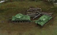 Russischer Kampfpanzer IS-2 - 1:72