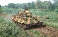 Tiger II - Königstiger - Sd.Kfz. 182 - 1:56