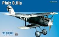 Pfalz D.IIIa - Weekend Edition