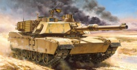 1:16 M1A2 Abrams - US Main Battle Tank - RC Full Option Kit