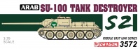 Arab SU-100 Tank Destroyer - 1:35