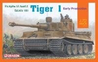 Tiger I - Frühe Produktion - Sd.Kfz. 181 Ausf. E