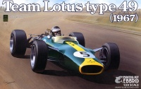 Team Lotus type 49 - 1967 - 1:20