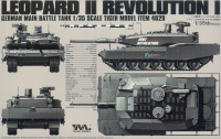 Leopard II Revolution I - German Main Battle Tank - 1:35