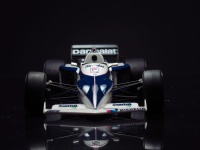 Brabham BT52 - 1983 Monaco GP Version - 1:20