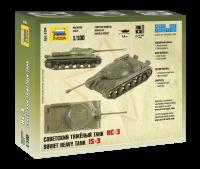 IS-3 - Sowjetischer schwerer Panzer - 1:100