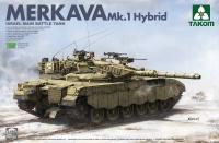 Merkava Mk. 1 Hybrid - Israeli Main Battle Tank