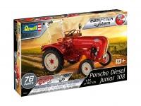 Porsche Diesel Junior 108 - 1:24