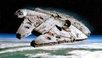 Millennium Falcon - Master Series - 1:144