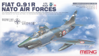 Fiat G.91 R - Nato Air Forces - 1/72