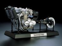 Kawasaki Z1300 Motor