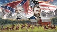 Farmhouse Battle - American Civil War 1864