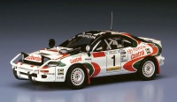 Toyota Celica Turbo 4WD 1993 Safari Rally Winner - 1/24