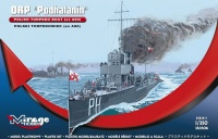 ORP Podhalanin - Polnisches Torpedoboot (ex A-80)