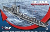 ORP Slazak - Polnisches Torpedoboot (ex A-59)