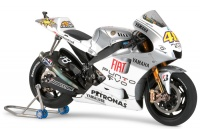 Yamaha YZR-M1 '09 Fiat Yamaha Team (Estoril Edition) - 1:12