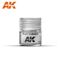 RC500 - Klarlack Matt - Standard - 10ml