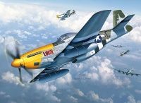 P-51D Mustang - early Version - 1/32