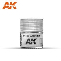 RC501 - Klarlack Seidenmatt - Standard - 10ml