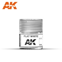 RC004 - Flat White - RAL9003 - Standard - 10ml