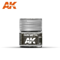 RC015 - Gun Metal - Standard - 10ml