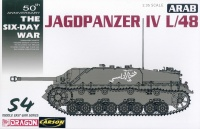Arab Jagdpanzer IV L/48 - The Six-Day War - 1:35