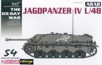 Arab Jagdpanzer IV L/48 - The Six-Day War - 1/35