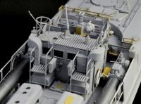 Schnellboot Typ S-38 mit 4cm Flak 28 (Bofors) - 1:35