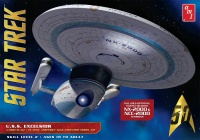 USS Excelsior - 1:1000