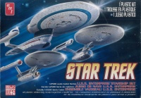 Star Trek - USS Enterprise Starship Set - Cadet Series - 1/2500
